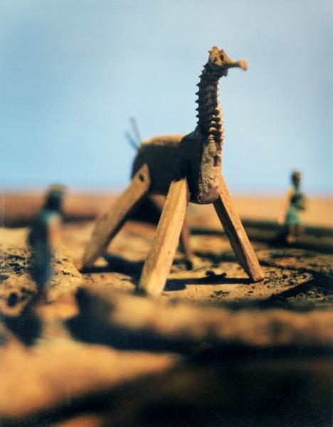 ©Emmanuel Pierrot - Puppet miniature 5