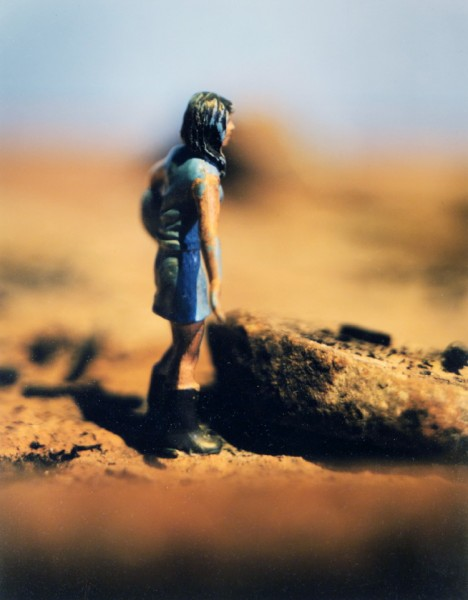 ©Emmanuel Pierrot - Puppet miniature 4